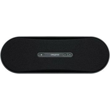 Creative Labs D100 Portable Bluetooth Wireless Speaker - Black