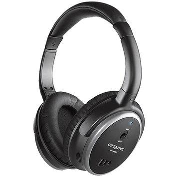 Creative Labs HN-900 Noise-Canceling Headphones (Black)