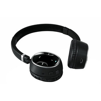 Creative Labs On-Ear Wireless Headphones w/ Mic, Bluetooth