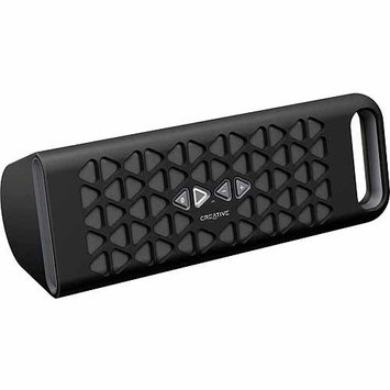 Creative Labs Creative Muvo 10 Portable Wireless Bluetooth Speaker with NFC (Black)