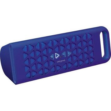 Creative Labs 51mf8180aa002 Creative Muvo 10 Portable Bluetooth Speaker w/ NFC Blue