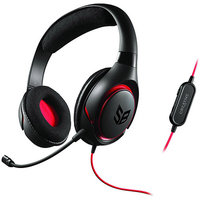 Creative Labs 70GH029000000 Sound Blaster Inferno Headset Stereo - Mini-phone - Wired - 32 Ohm - 20 Hz - 20 kHz - Over-the-head - Binaural - Circumaural