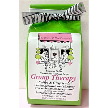 LaCrema 8OZGRTH Girlfriends 8 oz Group Therapy Coffee - Pack of 2