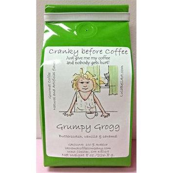 LaCrema 8OZGRGR Cranky Ladies 8 oz Grumpy Grogg Coffee - Pack of 2