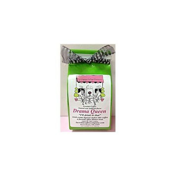 LaCrema 8OZDRQU Girlfriends 8 oz Drama Queen Coffee - Pack of 2