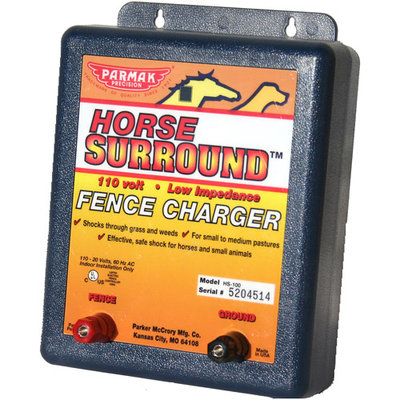 Parker Mccrory Co Parker Mccrory HS-100 Horse Surround Fence Charger