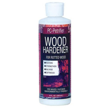 Protective Coating 084441 8 oz Wood Hardener, White