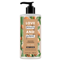 Love Beauty and Planet Shea Butter & Sandalwood Body Lotion