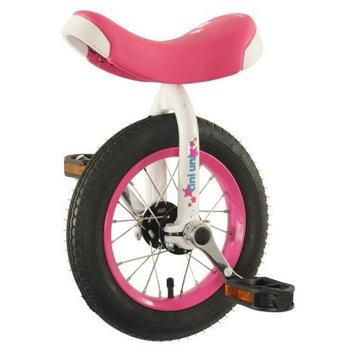 Unicycle.com Tini Uni 12 Inch Unicycle Pink