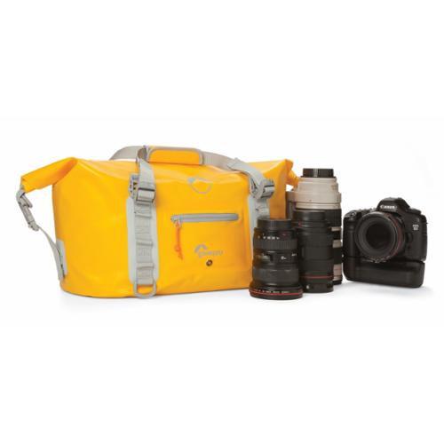 Lowepro DryZone Duffle Bag 20L - Yellow