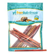 Best Bully's 12 Inch Thin Odor Free Bully Sticks - 25 Pack