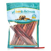 Best Bully's 12 Inch Thin Odor Free Bully Sticks - 50 Pack