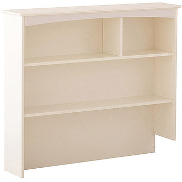 Storkcraft Baby Beatrice Combo Hutch Attachment - Natural