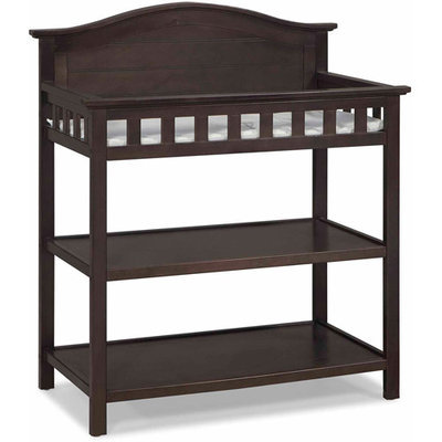 Status Furniture Thomasville Kids Southern Dunes Dressing Table with Pad Finish: White