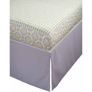 Storkcraft Pattern Play 3 Piece Crib Bedding Set Crib Skirt Color: Gray
