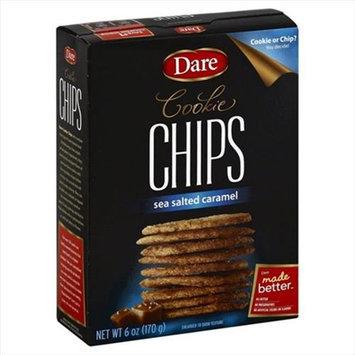 Dare Cookie Chips Sea Salt Caramel