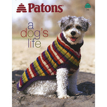Spinrite Books 245900 Patons-A Dogs Life-Decor
