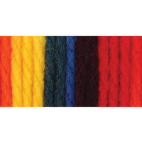 Spinrite 161129-29134 Softee Chunky Ombre Yarn-School Yard