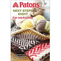 Spinrite Patons-Next Steps Eight: Fairisle Knitting
