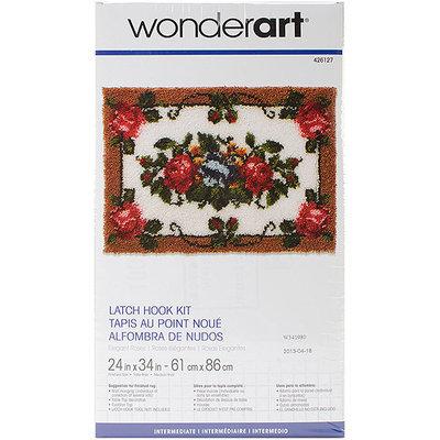 Spinrite NOTM058478 - Wonderart Latch Hook Kit