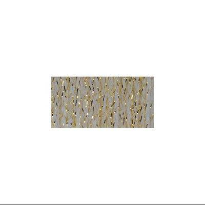 Spinrite NOTM319478 - Glam Stripes White Gold Yarn