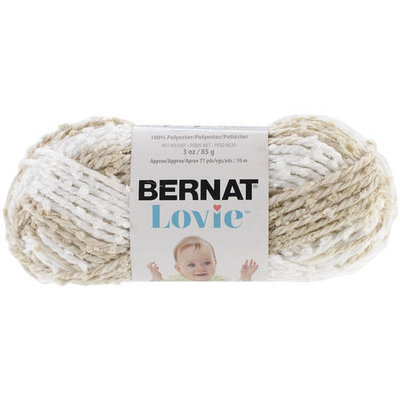 Spinrite NOTM319303 - Lovie Yellow Yarn