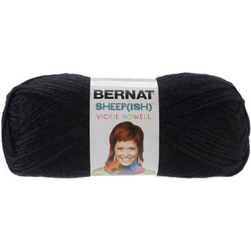 Spinrite Books Spinrite 164169-1 Vickie Howell Sheepish Yarn-Blackish