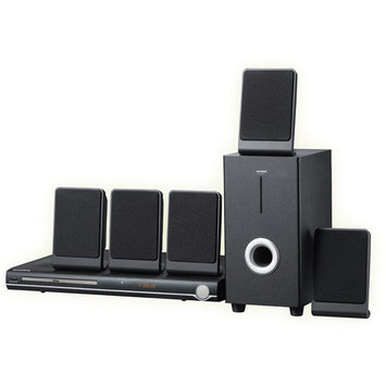Curtis 5.1 Channel DVD Home Theatre System, DVD5088