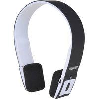 Sylvania Sbt214-white Bluetooth[r] Headphones With Microphone [white]