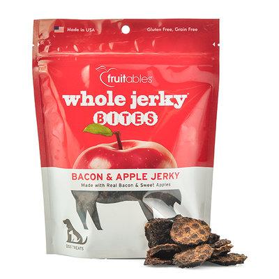 Fruitables Whole Jerky Bites - Bacon & Apple 5 oz