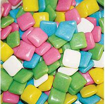 Dubble Bubble Polarmint Tab Gum - 9,900 ct.