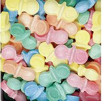 Sams Club Oh Baby Pacifiers - Uncoated Candy - 13,500 ct.