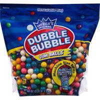 Double Bubble Dubble Bubble Assorted Fruit Flavored Gum Balls