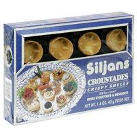 Siljans Crispy Shells, 1.75 oz, - Pack of 6