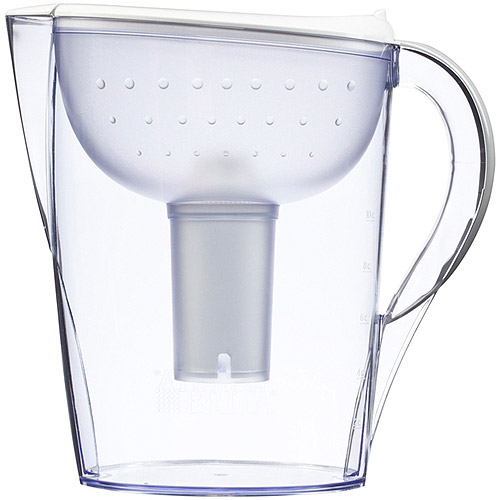 Brita Pacifica Water Filter Pitcher