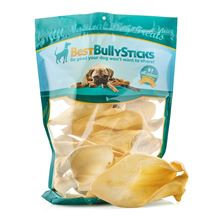 Best Bully Sticks Jumbo Cow Ears - 10 Pack
