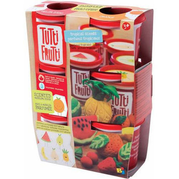 Bojeux Tutti Frutti - Scented Modeling Dough - Tropical Scents