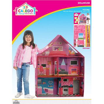 CALEGO 3D Imagination Dollhouse, Modern