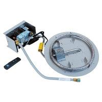 American Outdoor Grill OCBE3401 Real Fyre Campfyre Remote Control Burner System