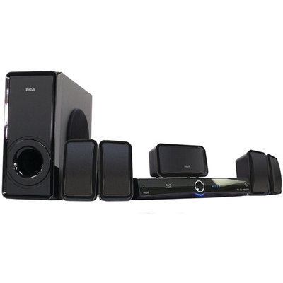Rca Rtb1100 BluRay Home Theater System