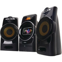 RCA Rs3081I Gyro Shelf System with iPod Dock