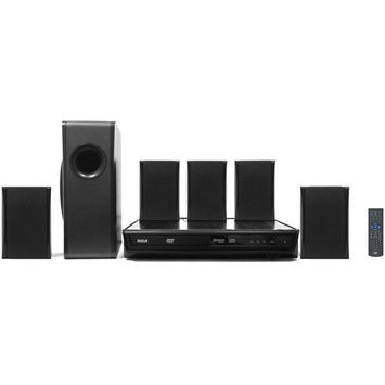 Rca Rtd396 100-Watt Dvd Home Theater System