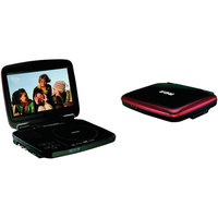 Rca Drc99380u 8 Portable Dvd Player With Secure Digital Card[tm] Slot