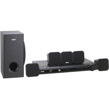 RCA RTB1016WE 300W Blu-ray Home Theater System with WiFi