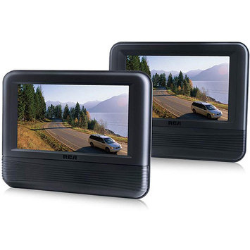 RCA DRC69705E22 Mobile DVD Player - 7.0-inch LCD Dual Screen