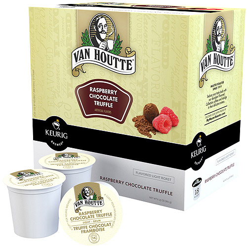 Keurig K-Cup Portion Pack Van Houtte Raspberry Chocolate Truffle