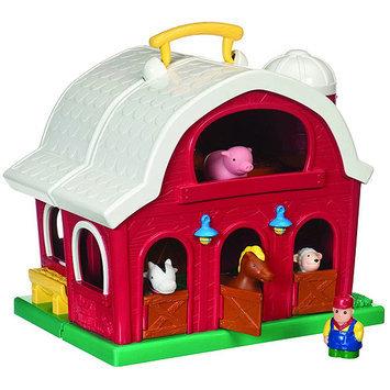 Battat Farm House Play Set