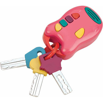 Battat Real Sound Key Chain Toy
