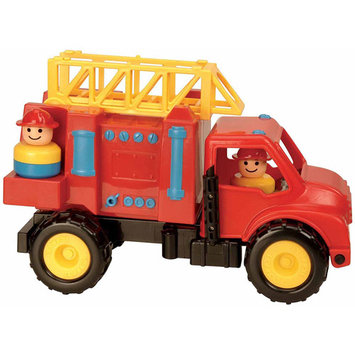 Battat Toy Fire Engine