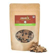 Chloe's Treats Chloe's Sustainable Protein Treats - Peanut Butter & Turkey Bacon - 4 oz